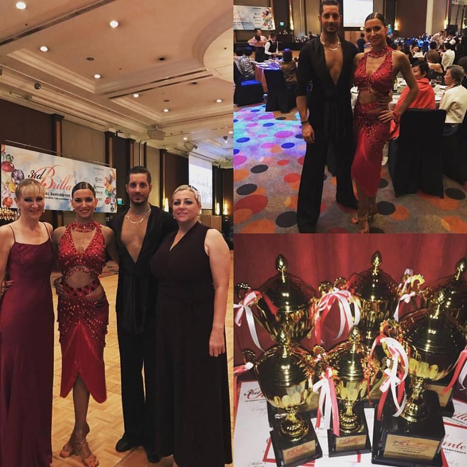 3rd Brilliante Dance Championship 2017 in Singapore