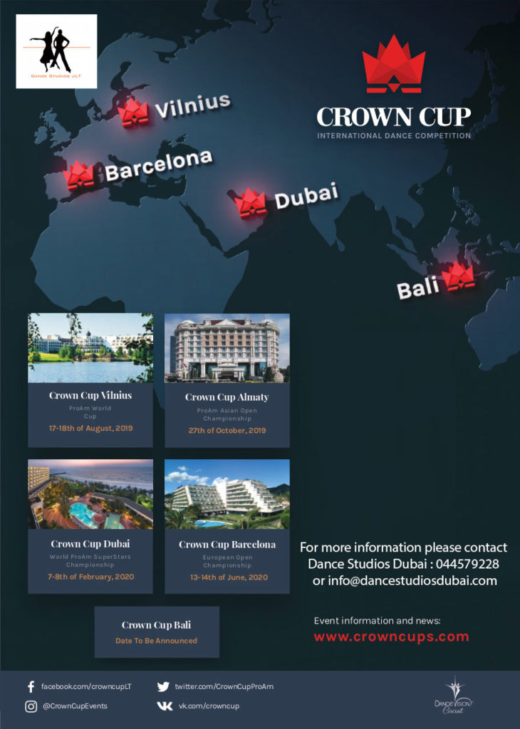 Crown Cup International Dance Competition