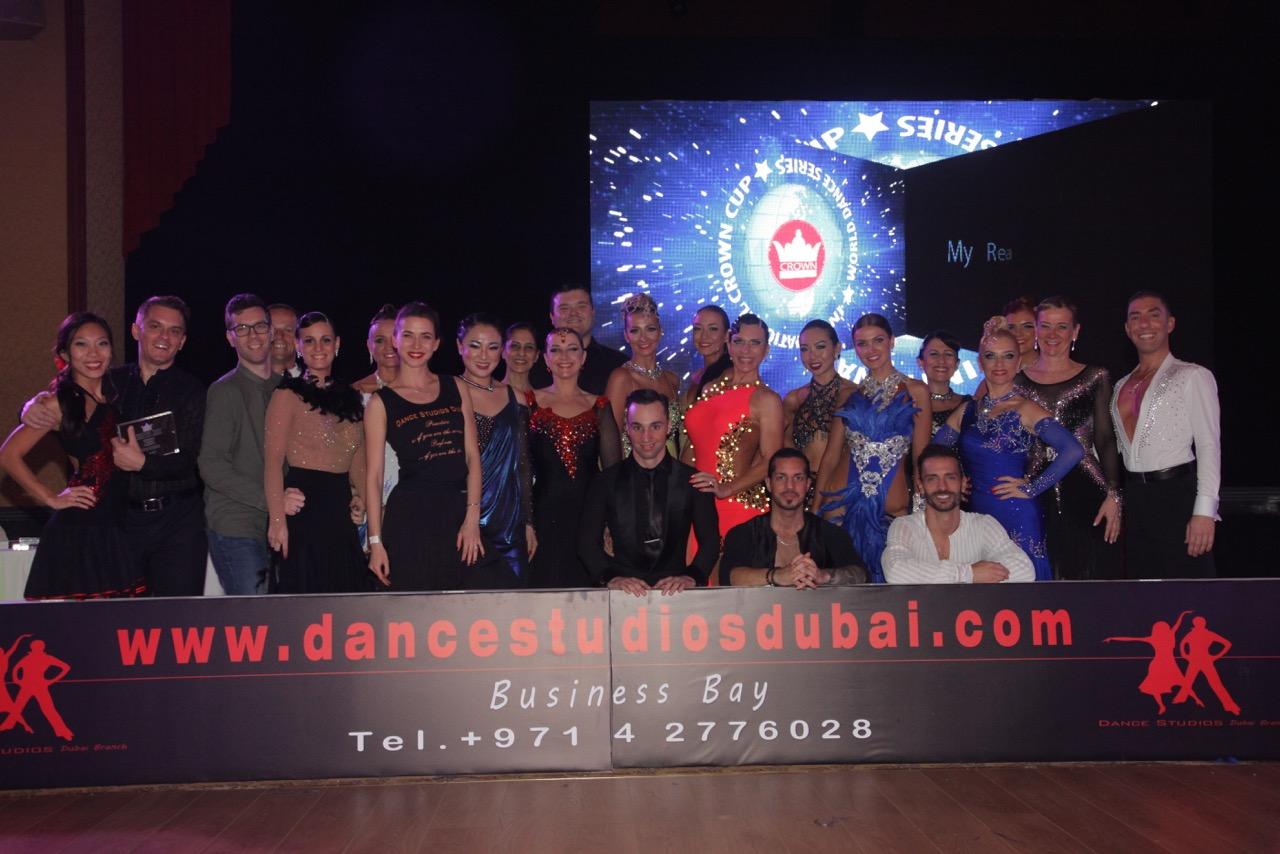 Crown Cup Dubai 2017