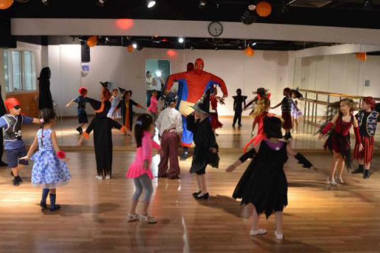 Halloween 2011-2012 at Dance Studios JLT
