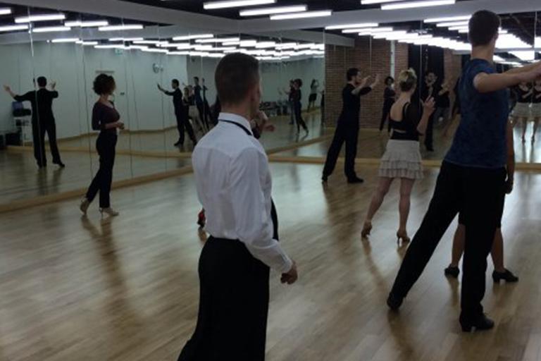 Seminar from Justinas Duknauskas at Dance Studios Dubai