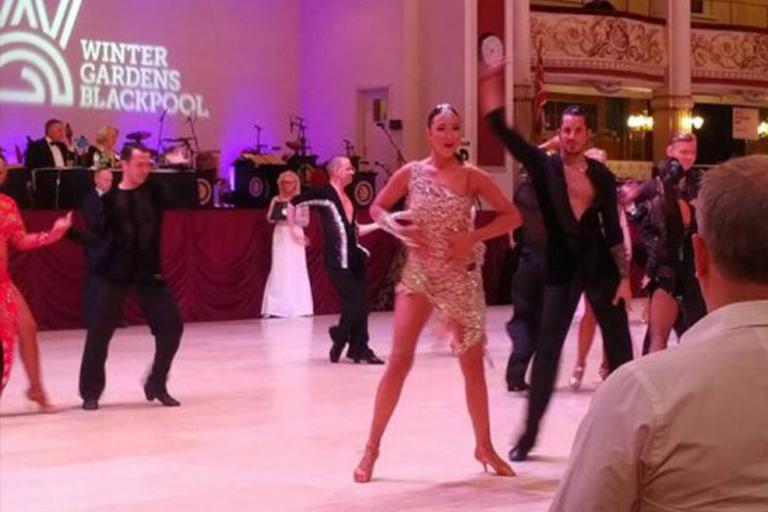 Blackpool Dance Festival 2017