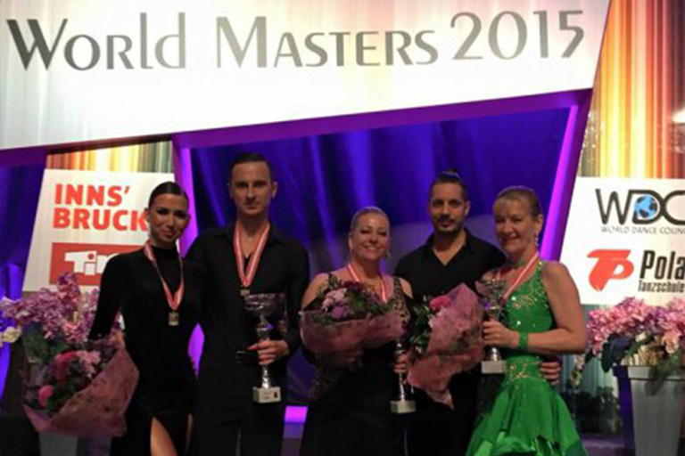 World Masters Innsbruck 2015