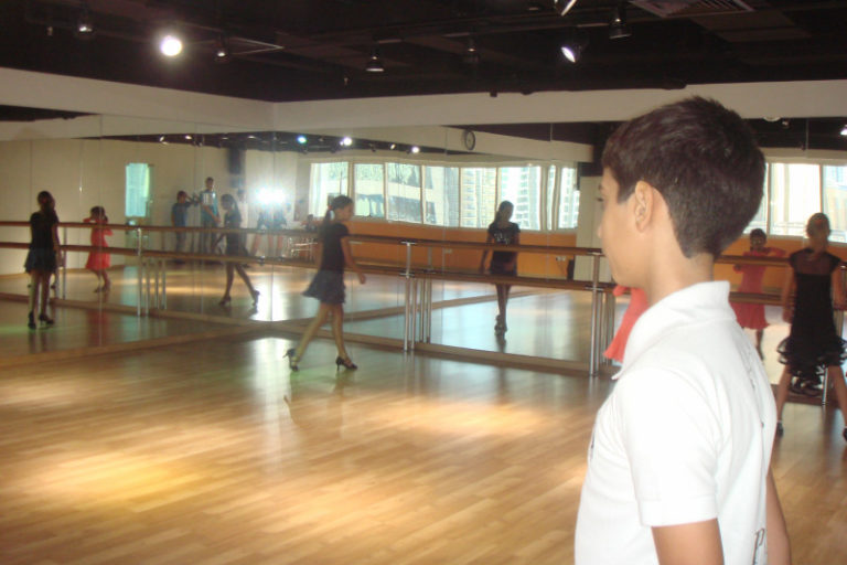 Dance Classes for Teenagers, Group 2